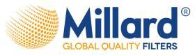 Filtros de aceites  Millard