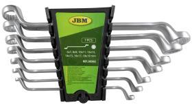 JBM 50562 - Kit 7 llaves fijas