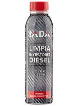 Iada 33006 - Iada aditivo limpia inyectores Gasolina 300 ML