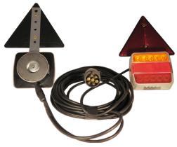 Señales y Placas FP22974LED - Kit de pilotos posteriores imantados