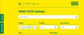 Buscador de filtros MANN